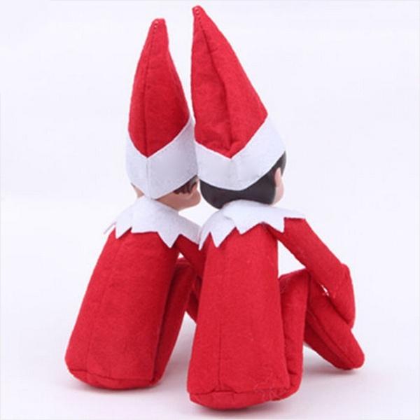 Wish 1pcs Elf On The Shelf Plush Elf Doll 10 Styles And Elf