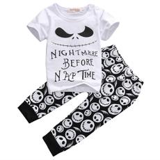 kids clothes, skull, kidsoutfit, kidslongpant