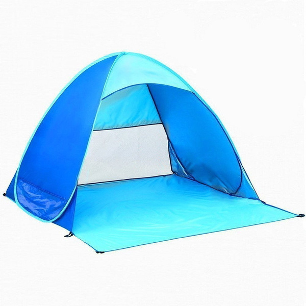 New Beach Tent Pop Up Outdoor UV Protection Shelter Camping Instant Sun Shade