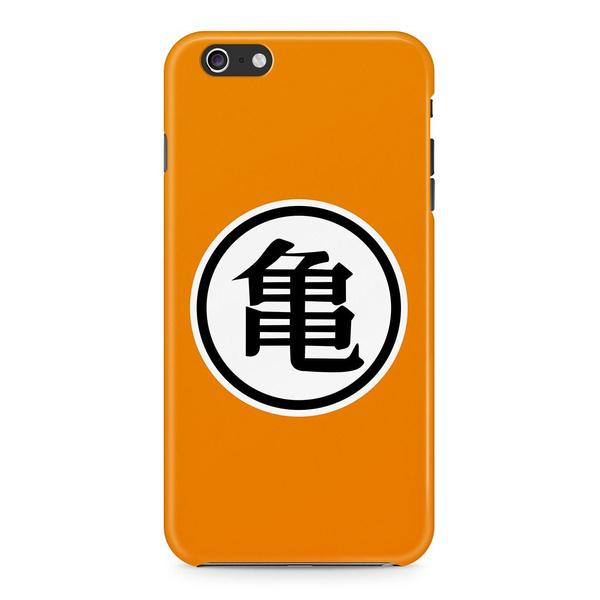 Wish Dragon Ball Z Master Roshi Kanji Symbol Pattern Phone Case
