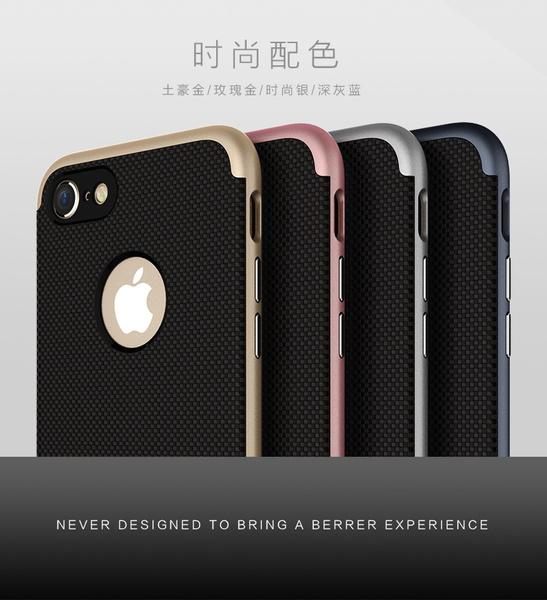 cc1b269235 For Iphone 7 Plus Iphone 7 Case Gold Black Luxury Thin Back Hard ...