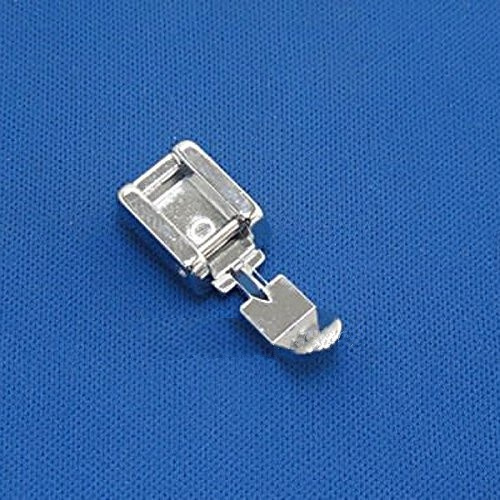 NARROW CLIP ON ZIP JANOME NEW TOYOTA COMPATIBLE FOR BROTHER ZIPPER FOOT