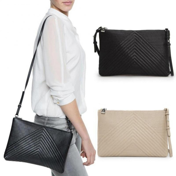 Picture of Women Leather Crossbody Bag/clutch Bag