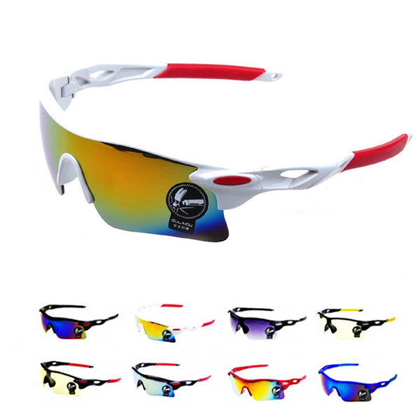 Picture of Unisex Uv400 Windproof Cycling Bicycle Motorcycle Glasses Sunglasses For Outdoor Sport