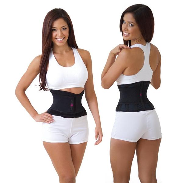 81aceb7002f Women s Fashion Health   Beauty Adjustable Waist Trimmer Belt ...