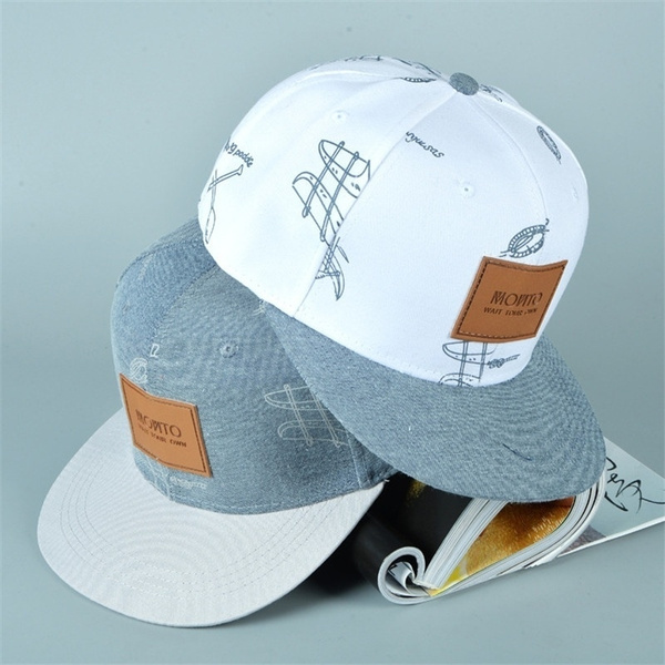 hot cotton, Adjustable Baseball Cap, Fashion, Stickers
