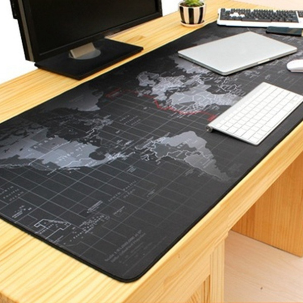 Wish Novelty Extended Gaming Wide Large Mouse Pad Size Desk Mat 90 40cm
