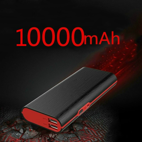 Picture of Ultra-thin Polymer Power Bank 10000mah For Mobile Phone Universal Charger
