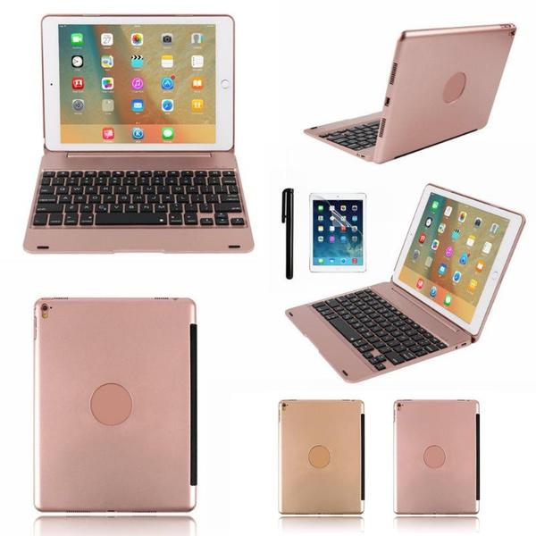 Bluetooth Keyboard Smart Folio Case For iPad Pro 9 7