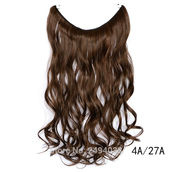 Wish Haloflip In Hair Pieces 18 Synthetic Hair Piece Extension