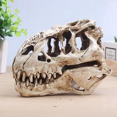 skull, dinosaurskull, resincraft, topgrade