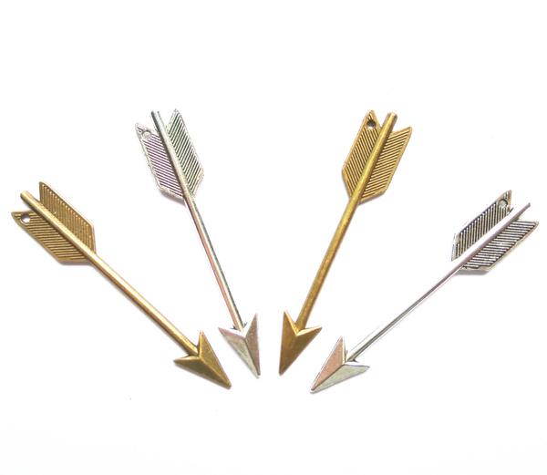 Jewelry Supplies, crescentpendant, handmadependant, jewelrypendant