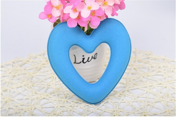 1PC Hair Donut Bun Heart Maker Magic Foam Sponge Hair Styling Tool Princess Hairstyle Hair Bands Hair Accessories