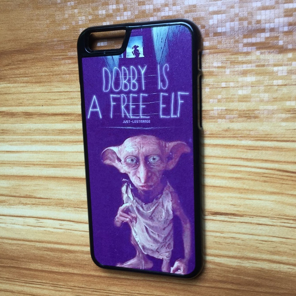 online retailer bd166 e3ece Harry Potter Dobby is Free Life cell phone cases cover for iPod Touch 4 case
