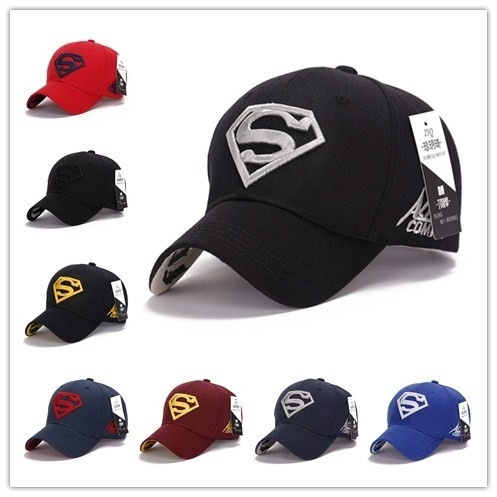 668dc41f High Quality Awesome Cap Superman Snapback Hat Cheap Baseball ...