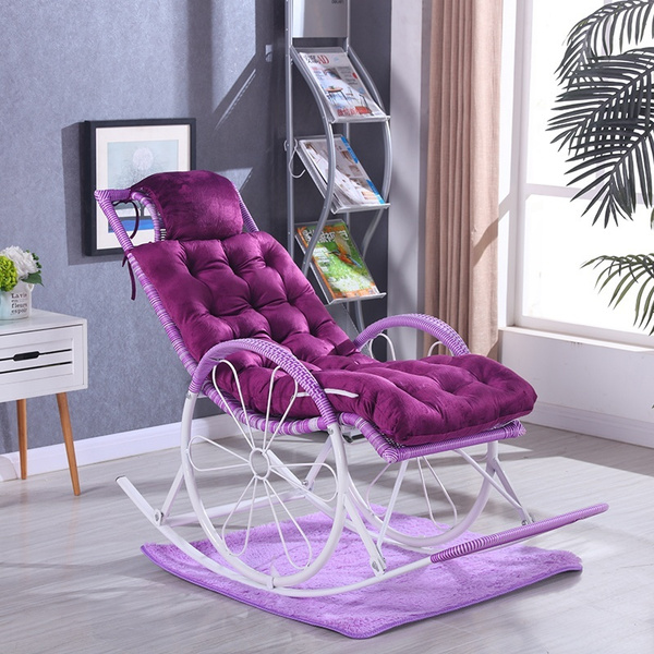 Wish   Thickening Rocking Chair Cushion Couch Cushions Rocking Chair  Cushion Recreational Chair Cushion Leisure Chair Cushion Chair Cushion