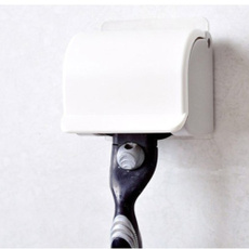 Plastic, Bathroom, razorshaverholder, Home & Living