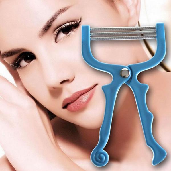 Safe Handheld Face Facial Hair Removal Threading Beauty Epilator Epi Roller Beauty For Women