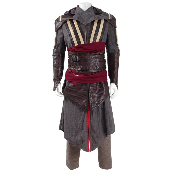 Assassin S Creed Aguilar De Nerha Cosplay Outfit Adult Costume For