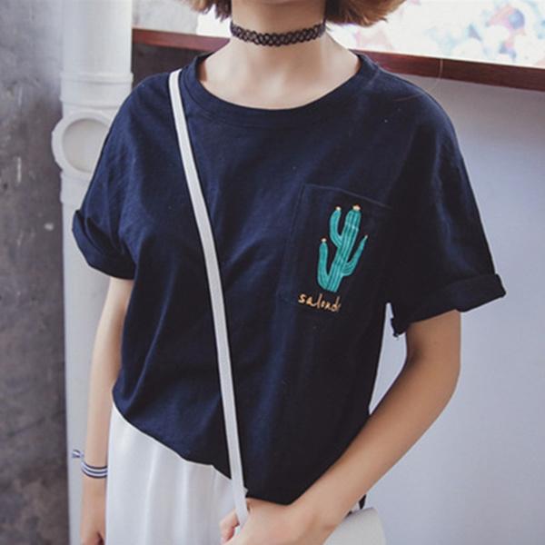 Summer, women top, Shirt, Brand