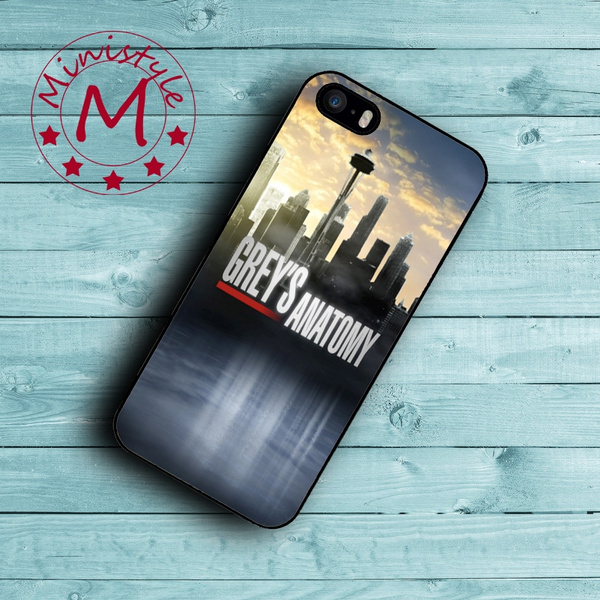 Wish | Greys Anatomy Case for iPhone X/8/7/6S/6/SE/5S/5/5C/4S/4 Plus ...