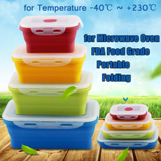 collapsible, Container, tupperware, thinbin