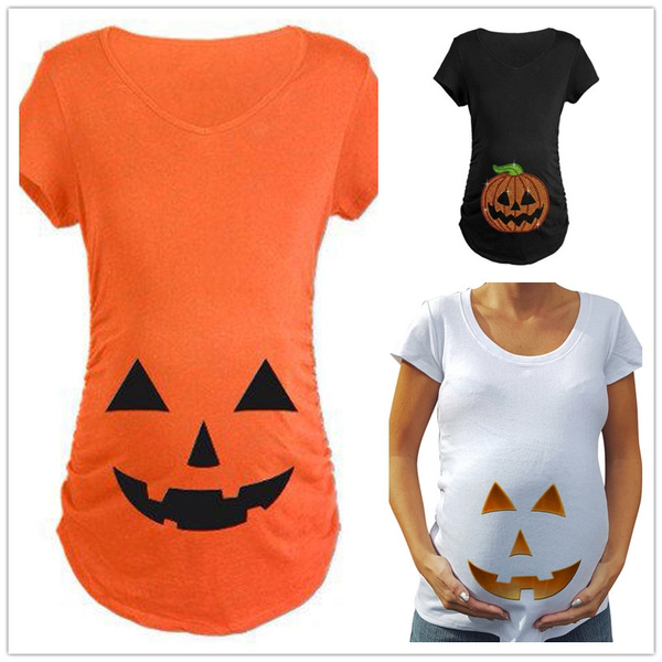 Funny, Plus Size, Tops, Halloween