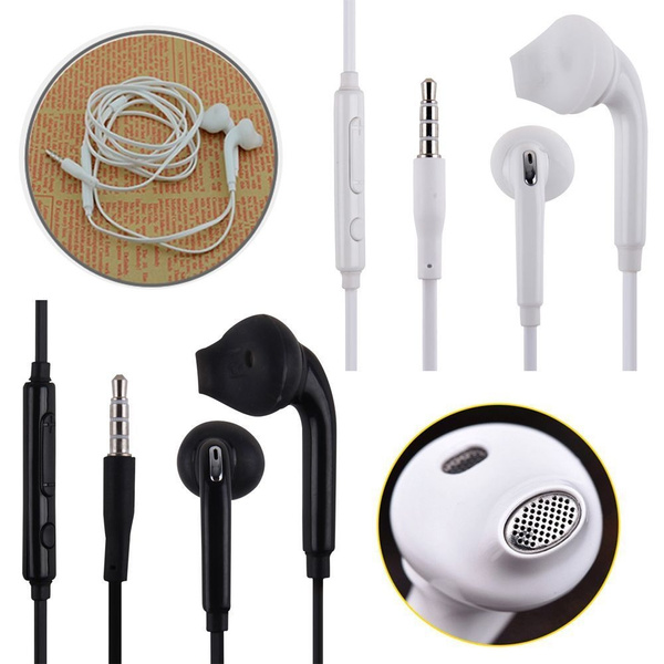 Picture of Volume Control 3.5 Mm Jack Earphone In-ear Headset Stereo Headphone For Various