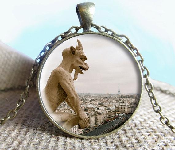 gargoyle, art, Jewelry, Gifts