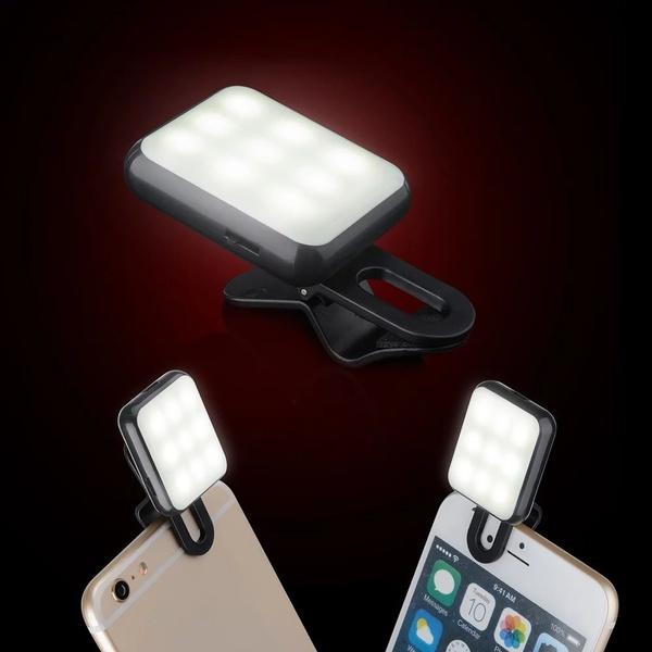 phoneledfillflashlight, selfieminifilllight, Smartphones, Fashion