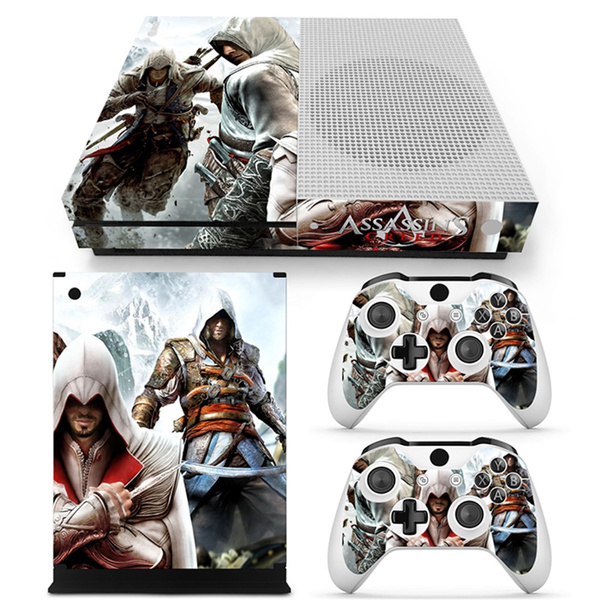 2019 Assassins Creed Xbox Ones Sticker Covers Decal For Xbox One S