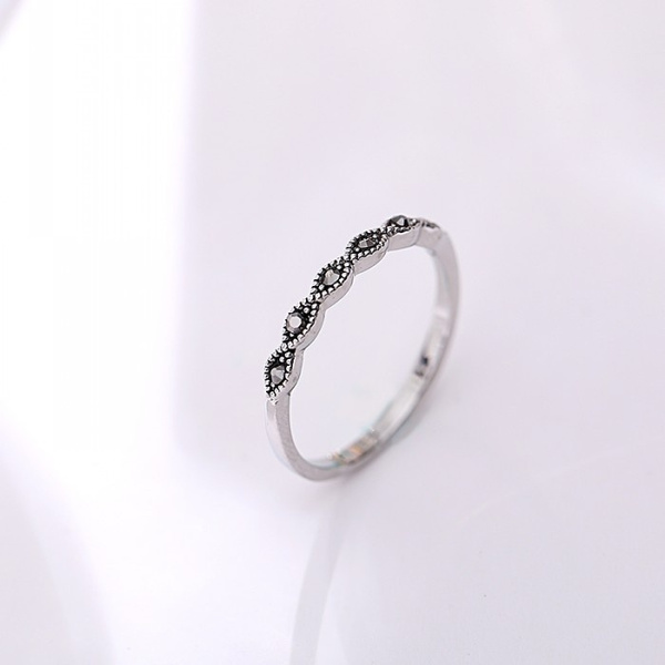 S925 Fashion jewelry Lady's/girl Thai silver Restoring ancient ways ring