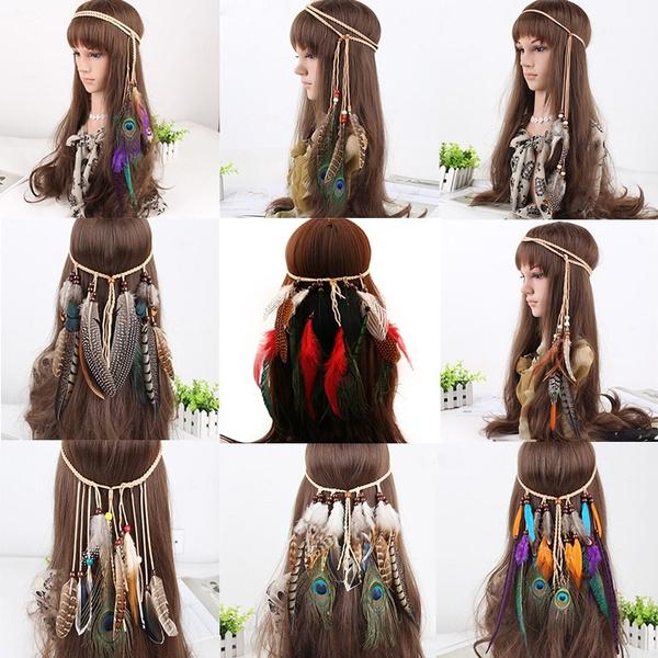 Vintage, hair, Carnival, Elegant