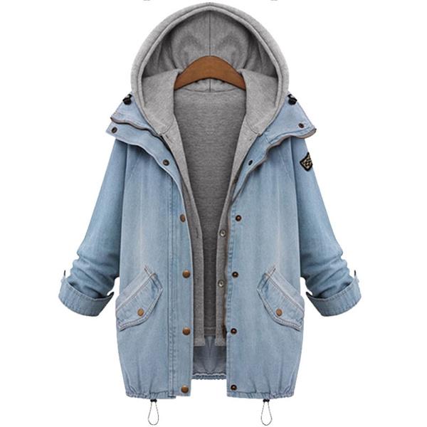 Vest, Plus Size, Sweatshirts, Coat