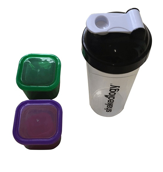 Wish 21 Day Fix Containers Shakeology Shaker Cup Workout