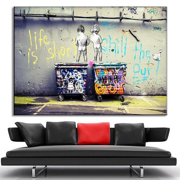 Decor, Shorts, Wall Art, Home Decor