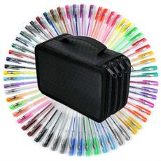 case, pencilcase, coloringpen, colorpencilset