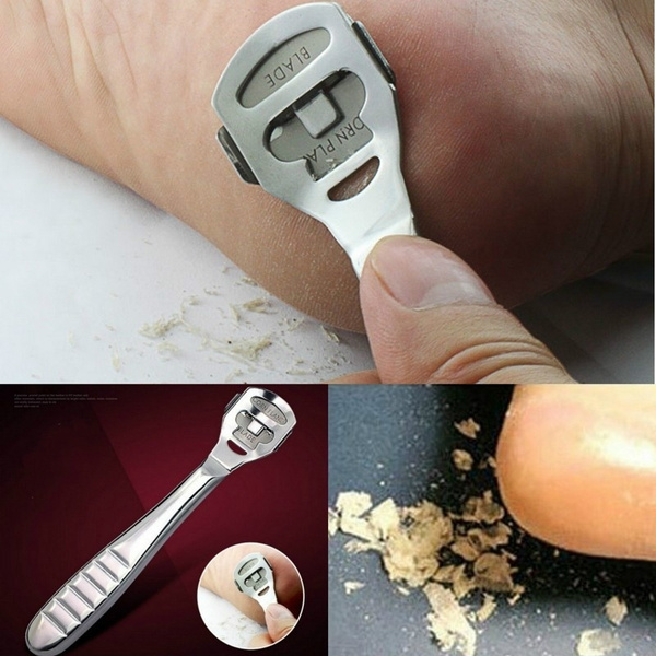 Picture of Foot Care Pedicure Machine Callous Hard Skin Cutter Cuticle Remover Shaver 10 Corn Blades Tool