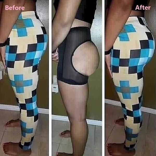 Women's Fashion Shapewear Shapers Butt Lifter
