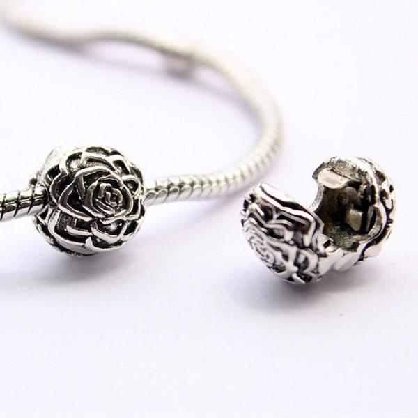 Flowers, Jewelry, Clip, Pattern