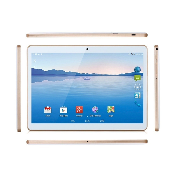Picture of 4g Lte 9.7 Inch 8 Core Tablet Pc Octa Cores 2560x1600 Ips Ram 4gb Rom 64gb 8.0mp Wifi 4g Dual Sim Card Wcdma+gsm Tablets Pcs Android5.1 Electronics 7 9 10