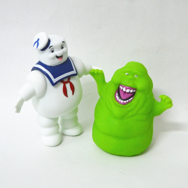 Ghostbusters Stay Puft Marshmallow Man Mini Figure Toy