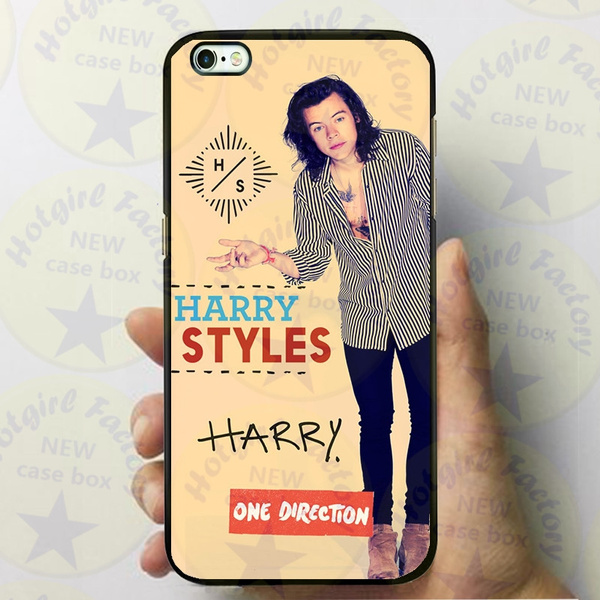 One Direction Hard Back Case For Iphone 6 6s Design Harry Styles Wallpaper Hard Plastics Case Cover For Iphone Samsung