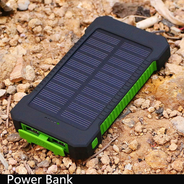 Picture of 100000mah Power Bank Battery Dual Usb Led Lights Size100000mah 5colors