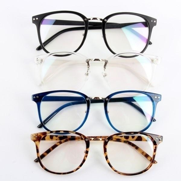 Picture of Unisex Tide Optical Glasses Clear Frame Eyewear Eyeglasses Plastic Sunglasses
