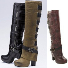 Fashion, fallshoe, Boots, jackboot
