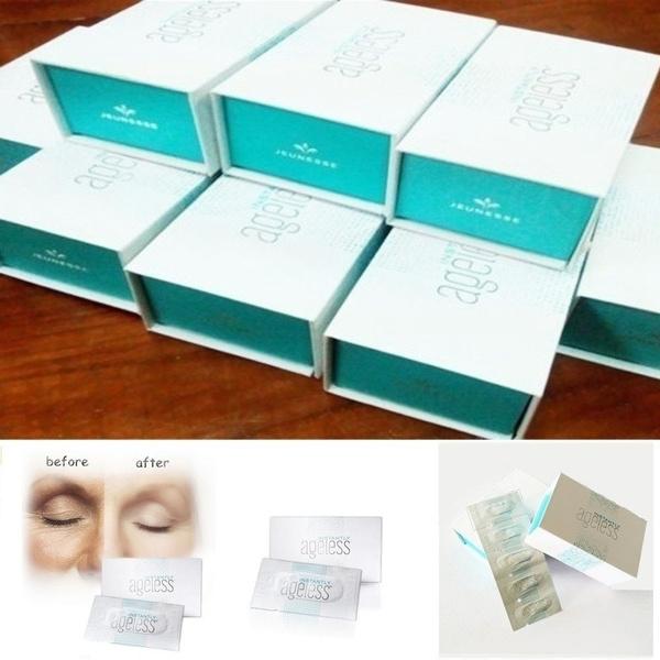 Hot 5 Sachets Instantly Ageless Anti-Aging Anti Wrinkle Eye Cream  Argireline Face Lift Serum Fast Effective Eye Bag Remove
