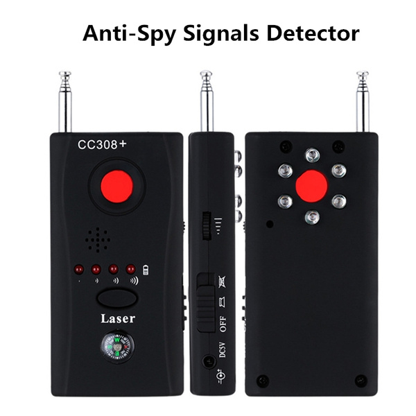 Picture of New Cc308+ Multi Wireless Camera Lens Mobile Signals Detector