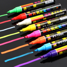 chalk, Bullet, liquid, markershighlighter