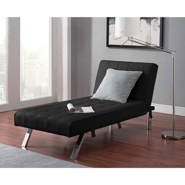 Futon Convertible Bed Lounger Dorm Couch Chaise Sofa Chair Sleeper wn8Ok0P